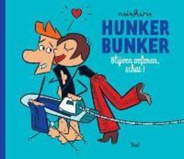 Hunker Bunker 2 Blijven oefenen, Schat ! Reinhart, Paperback