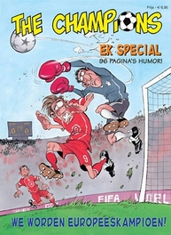 The Champions eK Special, GurselGursel, Paperback