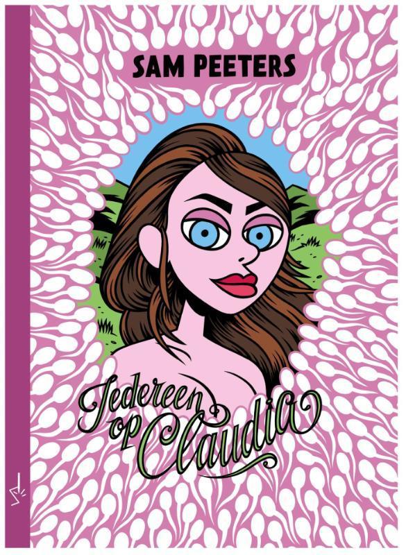 Iedereen op Claudia Sam Peeters, Hardcover