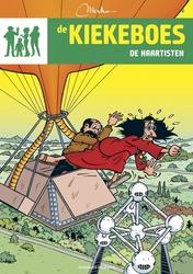KIEKEBOES DE 008. DE HAAR-TISTEN