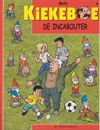 De incabouter De Kiekeboes, MERHO, Paperback