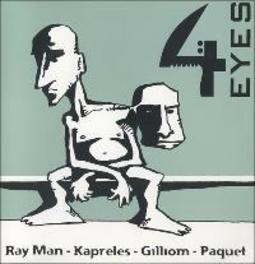 4 Eyes 1 DIVERSE, Paperback