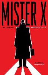 Mister X The Archives, Dean Motter, Paperback