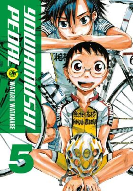 Yowamushi Pedal 5 Wataru, Watanabe, Paperback