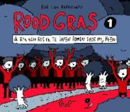 Rood Gras 1 Ik ben een bos en er lopen ... Van Barneveld, Rob, Paperback