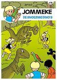 JOMMEKE 176. DE SNOEZIGE DINO'S (RELOOK)