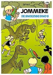 JOMMEKE 176. DE SNOEZIGE DINO'S (RELOOK) JOMMEKE, Nys, Jef, Paperback