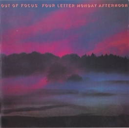 FOUR LETTER MONDAY AFTERN Audio CD, OUT OF FOCUS, CD