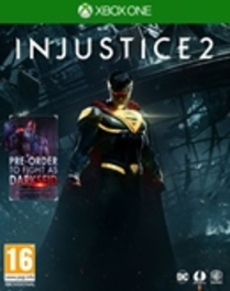 Warner Bros Injustice 2 Xbox One (1000634341)