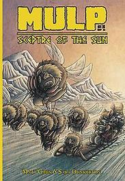 MULP SCEPTRE OF THE SUN *3 Matt, Gibbs, Paperback