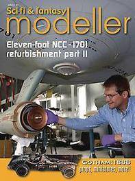 SCI FI & FANTASY MODELLER 45 Paperback