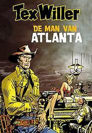 Tex Willer 7 De man van Atlanta Tex Willer, Nizzi, Claudio, Paperback