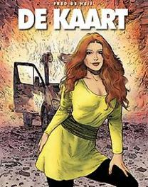 De kaart KAART, De Heij, Fred, Hardcover