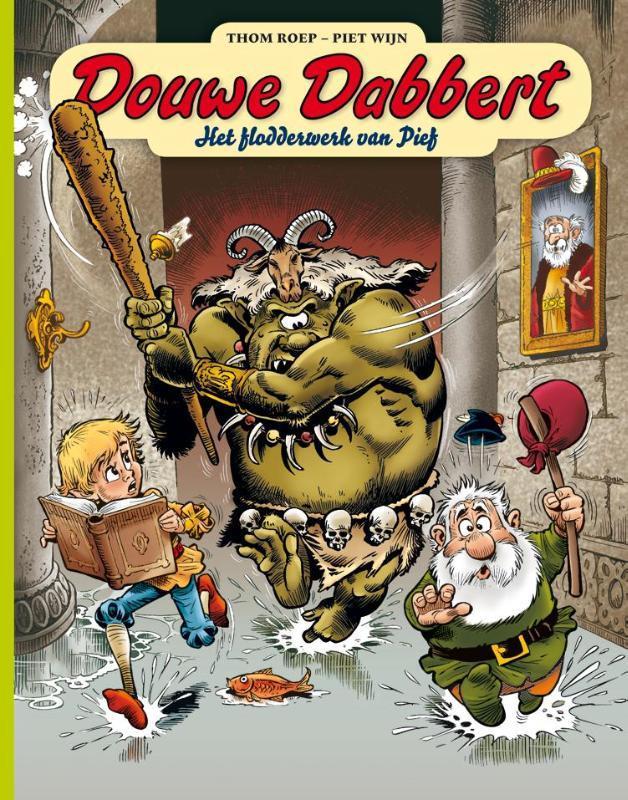 DOUWE DABBERT 11. HET FLODDERWERK VAN PIEF DOUWE DABBERT, Piet, Wijn, Paperback