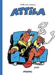 ATTILA COMPLEET HC01. ATTILA COMPLEET, Rosy, Hardcover