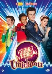 Cast Van Unidamu - Ketnet...