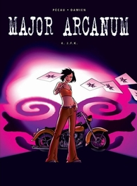 Major Arcanum 4 J.F.K Major Arcanum, Pécau, Jean-Pierre, Hardcover