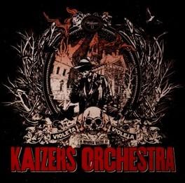 VIOLETA VIOLETA 2 KAIZERS ORCHESTRA, CD