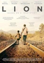Lion, (DVD) CAST: DEV PATEL, NICOLE KIDMAN, ROONEY MARA Brierley, Saroo, DVD