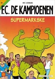 Supermarkske KAMPIOENEN, Leemans, Hec, Paperback