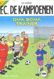Oma Boma trainer KAMPIOENEN, Leemans, Hec, Paperback