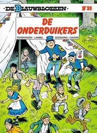 BLAUWBLOEZEN 38. DE ONDERDUIKERS BLAUWBLOEZEN, LAMBIL, WILLY, CAUVIN, RAOUL, Paperback