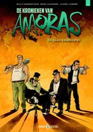 AMORAS: DE KRONIEKEN 01. DE ZAAK KRIMSON AMORAS: DE KRONIEKEN, Willy Vandersteen, Paperback