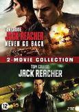 Jack Reacher 1-2 , (DVD)