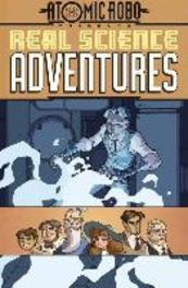Atomic Robo Presents Real Science Adventures 1. The Billion Dollar Plot, Brian Clevinger, Paperback