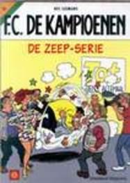 KAMPIOENEN 32. DE ZEEP-SERIE F.C. De Kampioenen, LEEMANS, HEC, Paperback