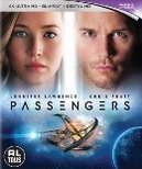 Passengers, (Blu-Ray 4K...