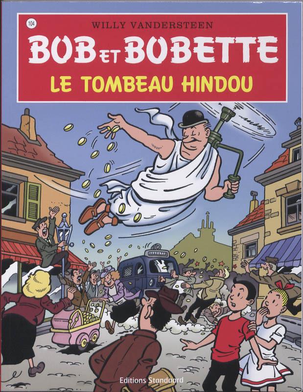 Le tombeau Hindou Bob et Bobette, Willy Vandersteen, Paperback