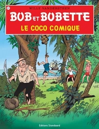 Le Coco Comique Bob et Bobette, Willy Vandersteen, Paperback
