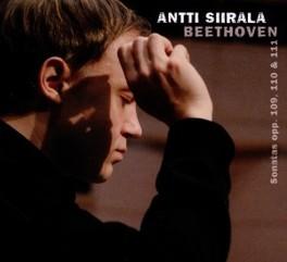 PIANO SONATA NO.30-32 ANTTI SIIRALA L. VAN BEETHOVEN, CD