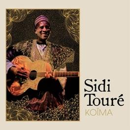 KOIMA SIDI TOURE, CD