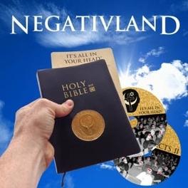 IT'S ALLIN YOUR HEAD NEGATIVLAND, CD