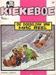 De doedelzak van Mac Reel KIEKEBOES DE, Merho, Paperback