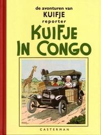KUIFJE FACSIMILE Z/W 02. KUIFJE IN CONGO KUIFJE FACSIMILE Z/W, Hergé, Hardcover