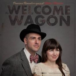PRECIOUS REMEDIES.. .. AGAINST SATAN'S DEVICES / FEAT. SUFJAN STEVENS WELCOME WAGON, LP