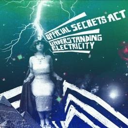 UNDERSTANDING ELECTRICITY 12inch LP, OFFICIAL SECRETS ACT, LP