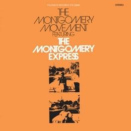 MONTGOMERY MOVEMENT MONTGOMERY EXPRESS, Vinyl LP