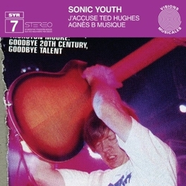 J'ACCUSE TED HUGHES SONIC YOUTH, 12' Vinyl