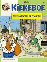 KIEKEBOES DE 046. KONSTANTINOPEL ISTANBOEL KIEKEBOES DE, MERHO, Paperback