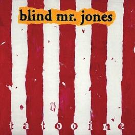 TATOOINE SECOND ALBUM BLIND MR. JONES, CD