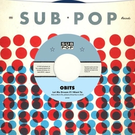 7-LET ME DREAM IF YOU.. .. WANT TO OBITS, 12' Vinyl