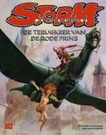 De terugkeer van de rode prins STORM, Martin Lodewijk, Hardcover