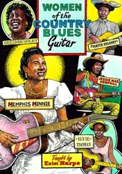 WOMEN OF COUNTRY BLUES.. .....