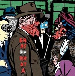LOST WEEKEND ERASE ERRATA, Vinyl LP