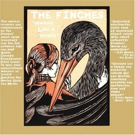 HUMAN LIKE A HOUSE FINCHES, CD