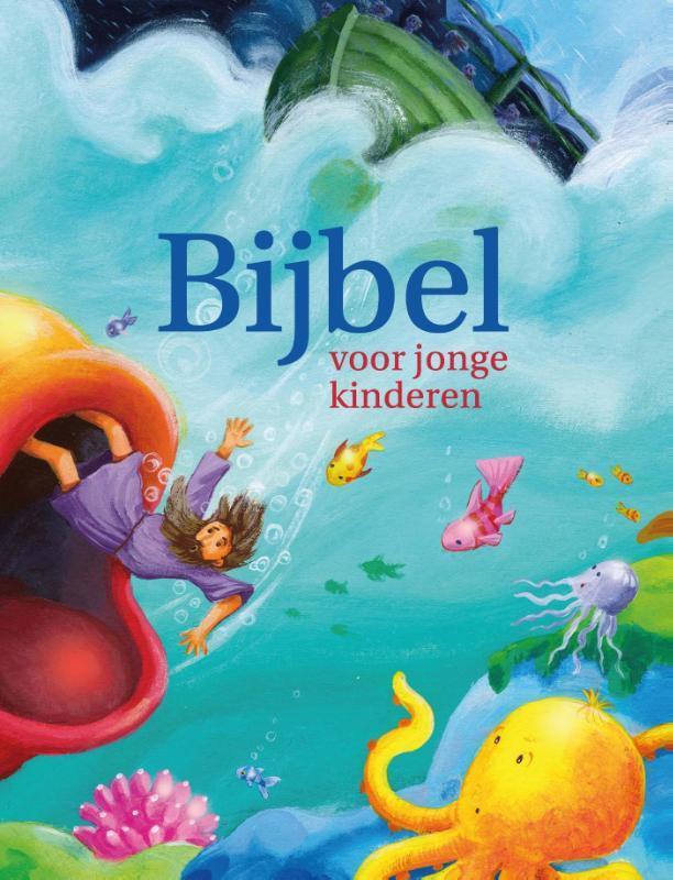 Bijbel voor jonge kinderen. Mueller, Dawn, Hardcover  <span class=
